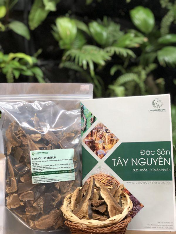 Nấm Linh Chi - Cao Nguyên Food