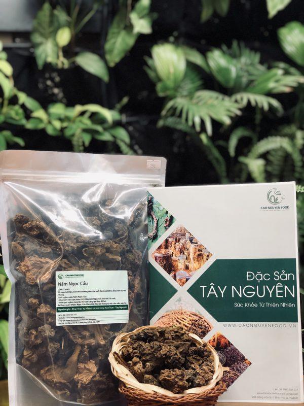 Nấm Ngọc Cẩu Khô - Cao Nguyên Food