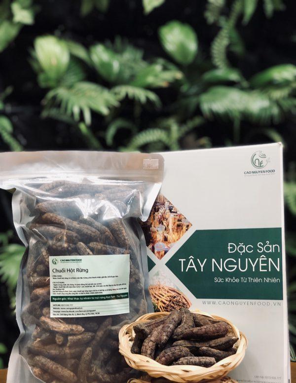 Chuối Hột Rừng - Cao Nguyên Food