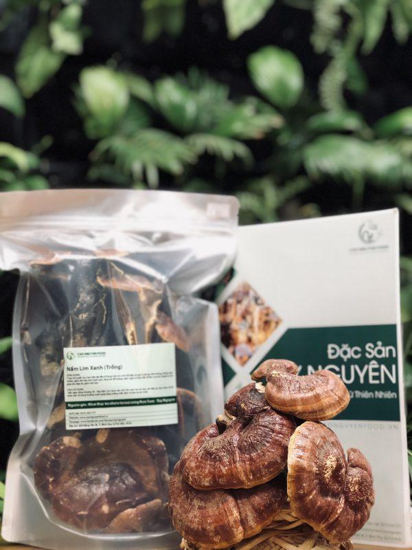 Nấm Lim Xanh Trồng - Cao Nguyên Food