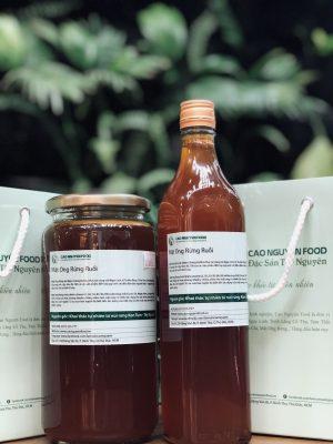mật ong rừng - ong ruồi ngọc linh - cao nguyên food