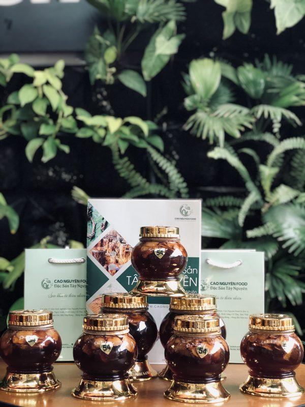 Sâm Ngọc Linh Ngâm Mật Ong Rừng - Cao Nguyên Food