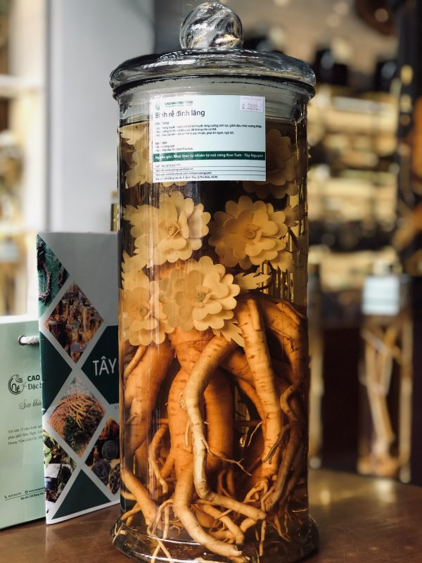 Đinh Lăng - Cao Nguyên Food